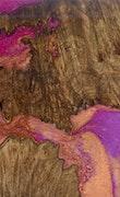 Antioch - iPhone 11 Pro Max Wood+Resin Case - Antioch (Purple, 118537)