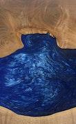 Glendale - iPhone 8 Wood+Resin Case - Glendale (Dark Blue, 114212)