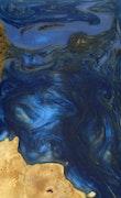 Haroon - iPhone 11 Pro Wood+Resin Case - Haroon (Dark Blue, 117757)