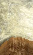 Lakewood - iPhone 8 Plus Wood+Resin Case - Lakewood (Black & White, 114478)