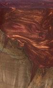 Milwaukee - iPhone X Wood+Resin Case - Milwaukee (Dark Red, 117505)