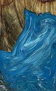 Wynn - iPhone 7 Plus Wood+Resin Case - Wynn (Light Blue, 077690)